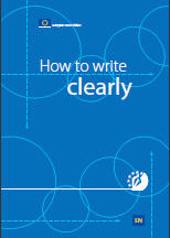 HowToWriteClearly_EU